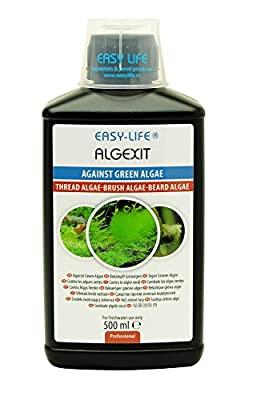 Easy Life AlgExit Traitement de l'Eau pour Aquariophilie 500 ml