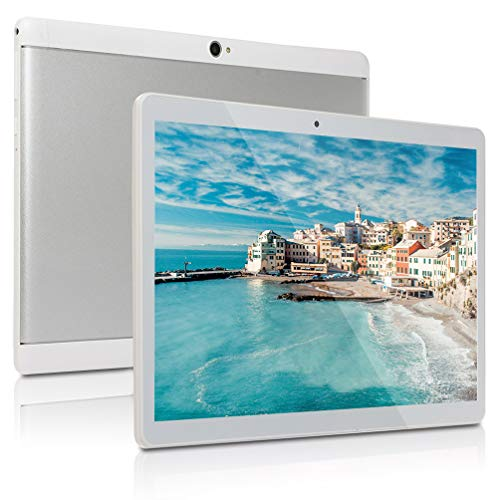 Neuer 10-Zoll-Android-Tablet-PC, 4 GB RAM, 64 GB ROM, Octa-Core-Prozessor, 3G-Telefonanruf, Dual-SIM-Karten, 5G-WiFi-GPS, Bluetooth, E4