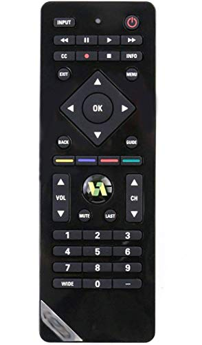 ALLIMITY VR17 Remote Control Replacement for VIZIO TV E320ND E322VL E371ND E420ND E422VA E470ND E472VL E550ND E552VL M261VP VXV6222