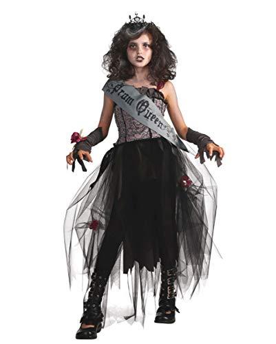 Horror-Shop Prom Costume Reine enfant L 146-158