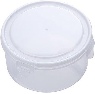 Haucy Boîte à Déjeuner Transparent, Boîtes Alimentaires Plastique, Boîtes à Déjeuner Hermétiques, sans BPA et Anti-Fuite, ...