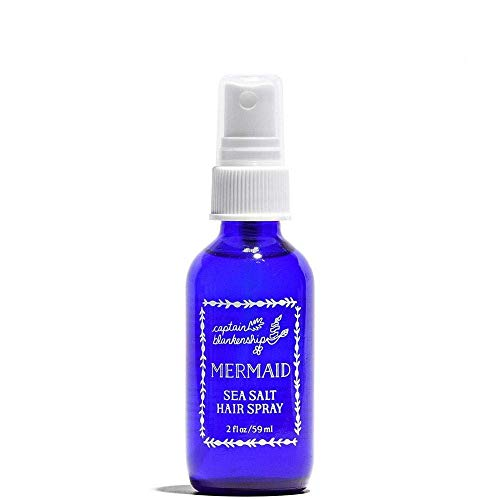 Organic Mermaid Sea Salt Hair Spray