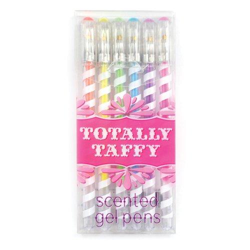 OOLY, Totally Taffy Pastel Gel Pens, Set of 6