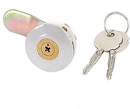 DealMux Brievenbus lade kast deurslot slot slot tool w 2 sleutels