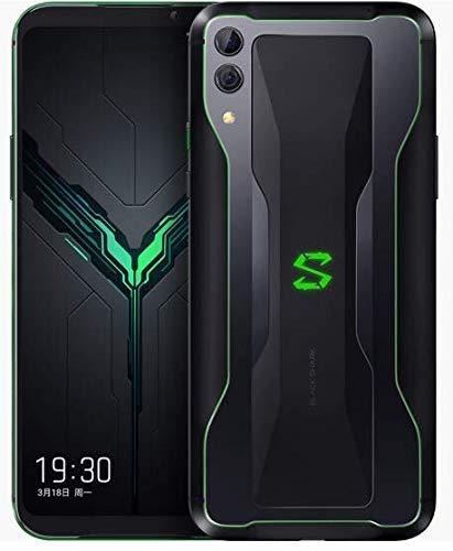 "Xiaomi Black Shark 2 (256GB + 8GB RAM) 6.39"", Snapdragon 855, Liquid Cooled, Dual Cameras, 4G LTE Dual SIM GSM Unlocked Gaming Smartphone"
