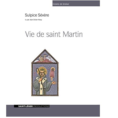 Couverture de Vie de saint Martin