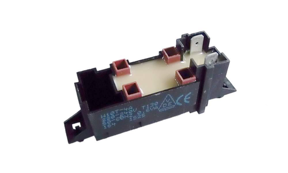 Transformador de Encendido Generador de Chispa para Cocina de Gas W10T-4A: Amazon.es: Hogar