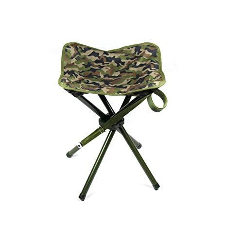 Canvas Portable Outdoor Folding Chair Fishing Chair Maza Small Bench Sketching Mini Beach Chair D-20-10-30