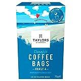 Taylors of Harrogate Decaffe Coffee Bags - 10 enveloped bags (Pack of 3, total of 30 Coffee Bags)