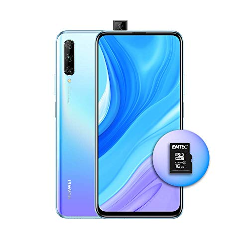 "HUAWEI P Smart Pro e MicroSD, Display Ultra FullView da 6.59"", 6 GB RAM e 128 GB ROM, Crystal (Versione Italiana)"