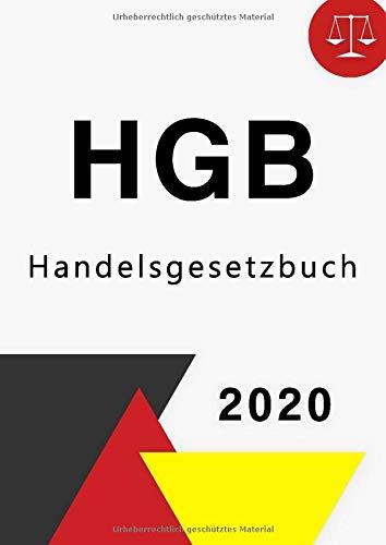 HGB 2020: Handelsgesetzbuch 2020