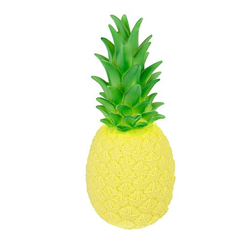 GOODNIGHT LIGHT - Lampara Pina Colada Goodnight Light verde amarillo