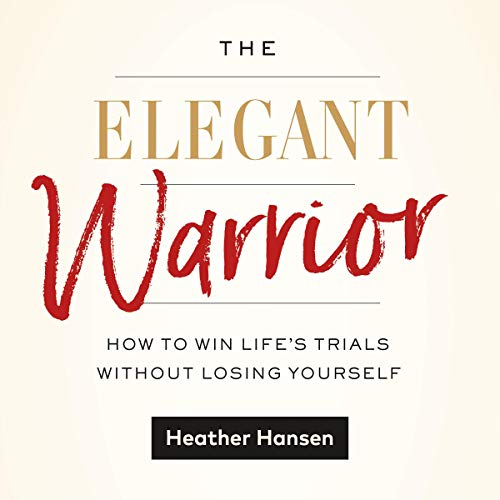 The Elegant Warrior audiobook cover art