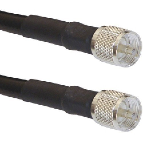 Times Microwave LMR-400 PL259 Coaxial Cable (2 Feet). Buy it now for 17.92