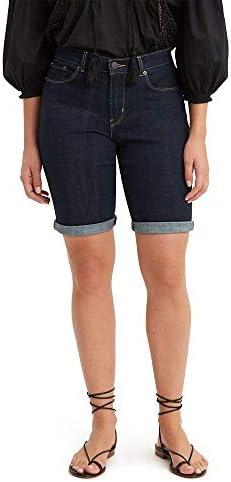 Levi s Women s Bermuda Shorts Royal Rinse 27 US 4 product image