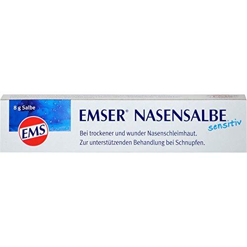 Emser Nasensalbe sensitiv, 8 g Salbe