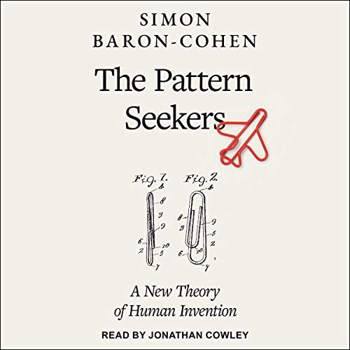 The Pattern Seekers Audiobook By Simon Baron-Cohen cover art