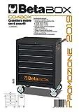 HIMAG - Carro de herramientas Beta CO4BOX con 6...
