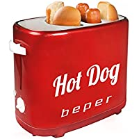 Beper BT.150Y - Máquina para Hot-Dog