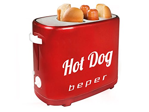 Beper BT.150Y - Máquina para Hot-Dog