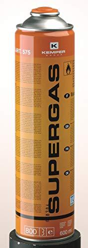 gaskartusche 600 ml