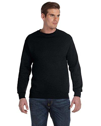 Gildan Sweatshirt DryblendTm 50/50 - schwarz - XXL
