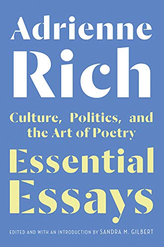 Image of Essential Essays: Culture, Politics, and the Art of Poetry