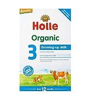ホレ有機栽培牛乳600 g(4個パック)