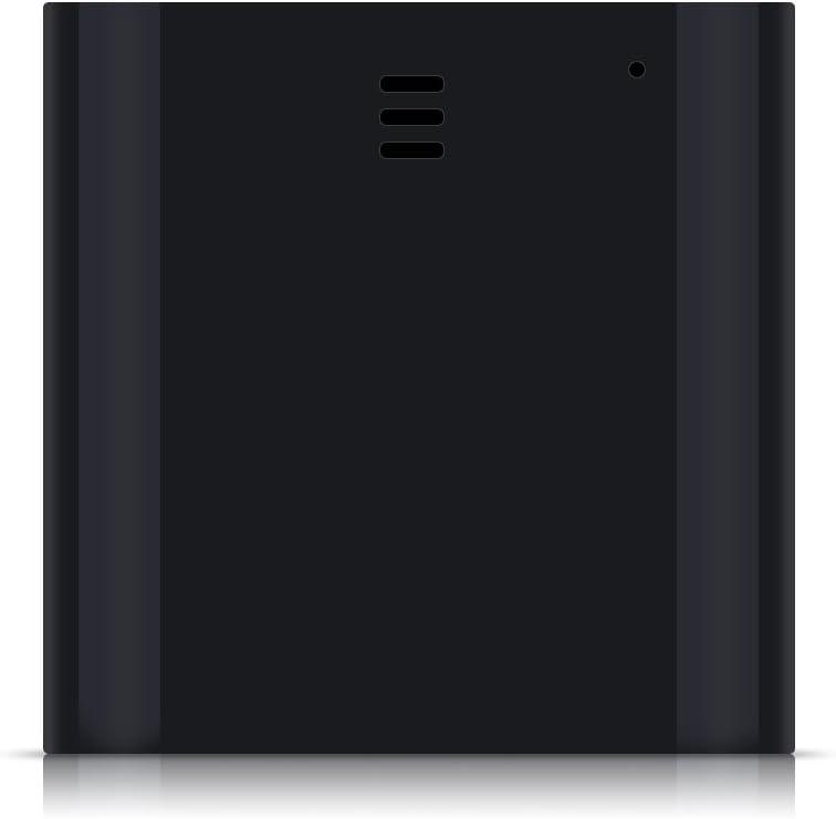 Bluetooth-Adapter f/ür Audio-Musikempf/änger f/ür 30-Pin-f/ähigen Sounddock Dock-Lautsprecher Schwarz