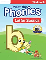 Meet the Phonics - Letter Sounds Workbook 1935610260 Book Cover