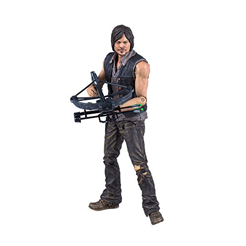 McFarlane Toys The Walking Dead TV Series 6 Daryl Dixon Action Figure