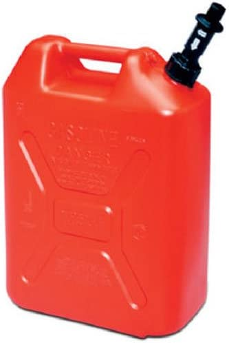 Scepter ECO Jerry Can with Child Resistant Closures (5-Gallon, Military Style): image