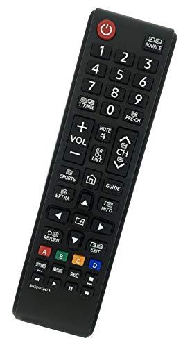 Ersatz Fernbedienung passend für Samsung UE32K4100 | UE32K5500 | UE32K5500AW | UE32K5570 | UE32K5579 | UE32K5600 | UE32K5659 | UE32K5670 | UE32K5679