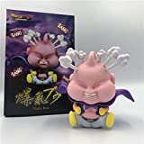 KVSW Sentado Fatty Pissing Fighting Super Saiyan Doll Doll Modelo de Juguete