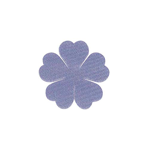 S.I.C. カットフラワー五ツ花(サテン) Mサイズ C/#89 ライラック 1袋(50枚) SIC-3659