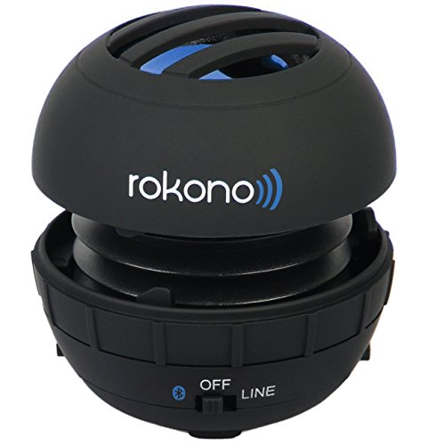 Rokono BASS+ G10 Mini Bluetooth Speaker for iPhone