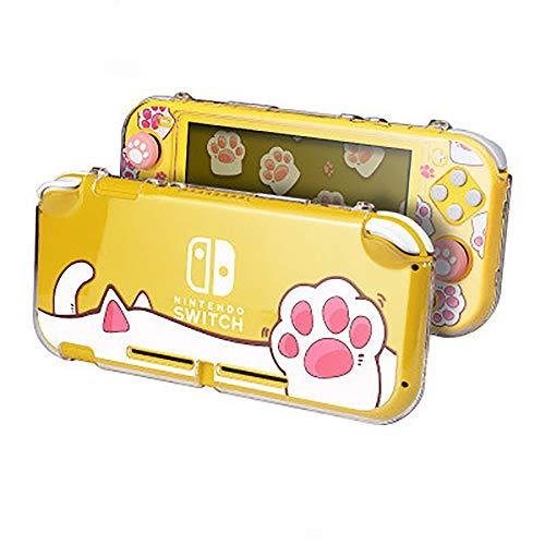 A capa protetora TwiHill é adequada para Nintendo switch lite (Gato)