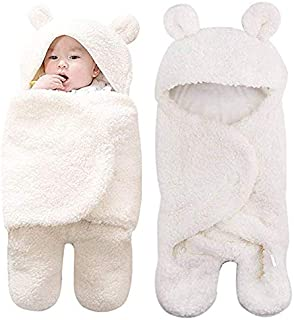 Mantas Envolventes Para Dormir Blanket Reci/én Nacido Y Beb/é 0-12 Meses Saco De Dormir Swaddling Bedding Con Algod/ón Ajustable Y Lino Ni/ñas Y Ni/ños A