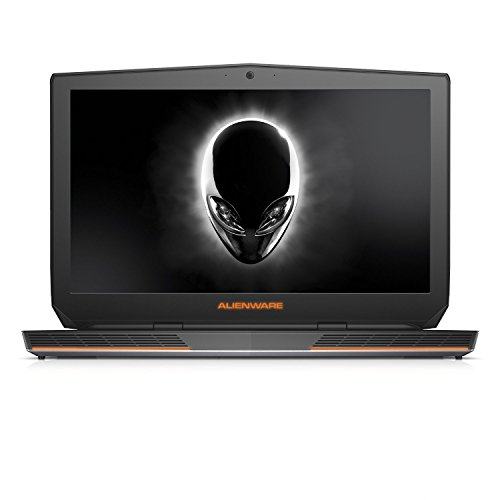 Alienware AW17R3-7092SLV 17.3-Inch FHD Laptop (Intel Core i7-6700HQ, 16GB RAM, 256GB SSD + 1TB HDD, NVIDIA GeForce GTX980M with 4GB GDDR5, Silver) (Renewed)