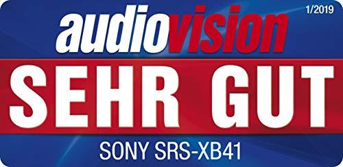 Recensione Sony SRS-XB41