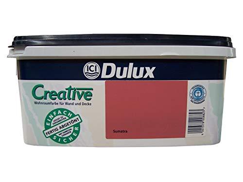 Dulux Creative 2,5l Wohnraumfarbe matt (Sumatra)