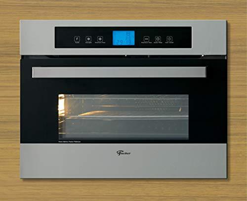 Forno Elétrico Fischer Platinium Embutir 43L Inox 220V