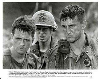 sold out Casualties unisex Of War - Authentic Movie 10x8 Original Still