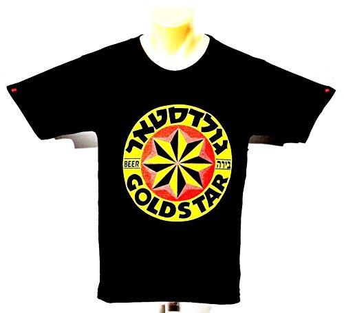 Goldstar Bier-T-Shirts aus 100% Baumwolle