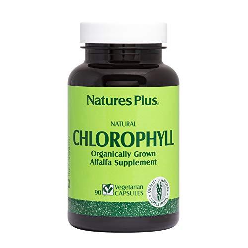 Nature's Plus - Natural Chlorophyll, 600 mg, 90 capsules