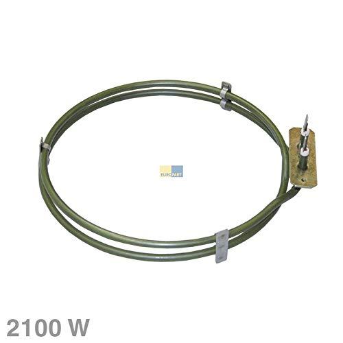 LUTH Premium Profi Onderdelen verwarming circulerende luchtverwarming ring verwarming oven kachel voor Beko Grundig 462900010 2100W