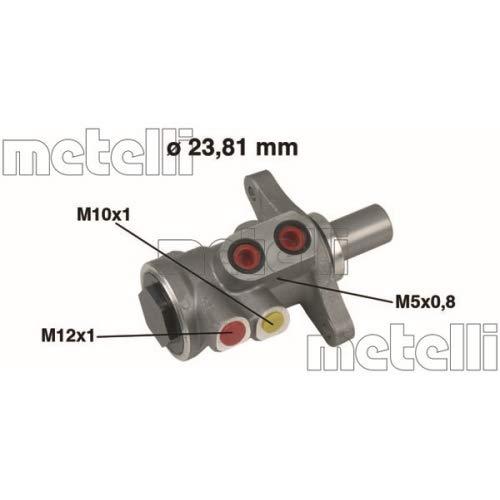 METELLI 05-0448 Hauptbremszylinder und Reparaturteile