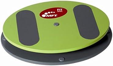 MFT Fit Disc Balance Board fitnessapparaat, groen/grijs, 51 x 41 x 8 cm
