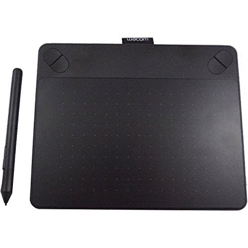 Wacom Intuos Art Pen & Touch Tablet Black (CTH490AK) - (Certified Refurbished)