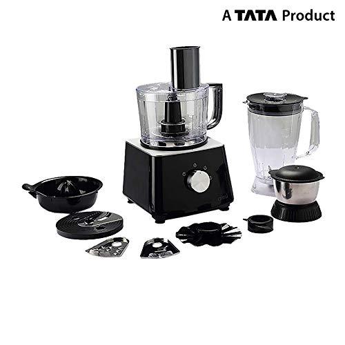 Croma CRAK1034 800W Food Processor (Black)